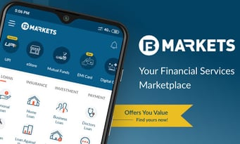 Loan: Finserv MARKETS has been launched by Bajaj Finserv Direct Limited, a subsidiary of Bajaj Finserv. It is a one-stop digital marketplace of financial and lifestyle products. Its core proposition is to