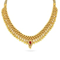 Tejasvi: India's beauty lies in its diversity. Every part of India has its unique jewellery, the expertise to create those exist only in that region, passed on through generations.