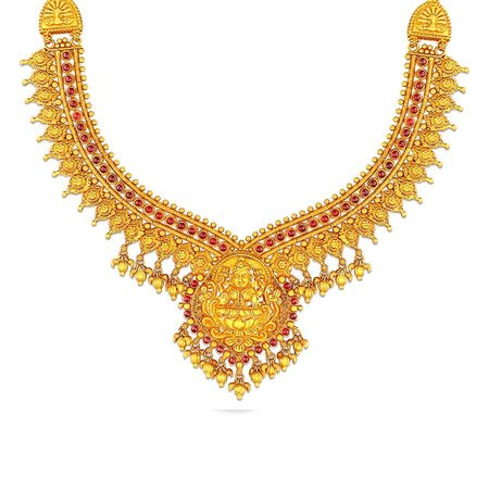 Nimah Gold Necklace